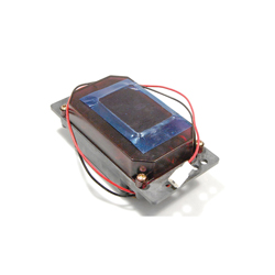 Toto® 58074T4R Sensor Unit, AA Battery, For Use With TET1D, TEW1DRS Automatic Toilet Flush Valve, Black