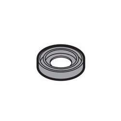 Toto® 9BU062E Tank-to-Bowl Gasket, For Use With Connelly™ CST494CEMFG 1.28/0.9 gpf Elongated Toilet, 2 in