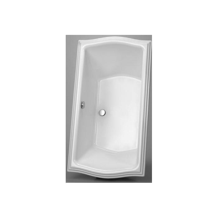 Toto® ABY781N#12N Clayton™ Bathtub, Soaking, Rectangular, 60 in L x 32 in W, Center Drain, Sedona Beige