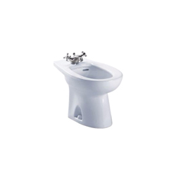 Toto® BT500AR#01 Piedmont® Bidet Toilet, 15 in H Rim, Cotton