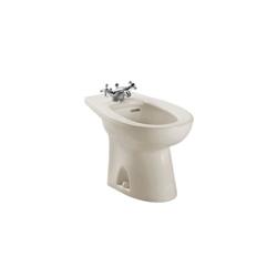 Toto® BT500AR#12 Piedmont® Bidet Toilet, 15 in H Rim, Sedona Beige