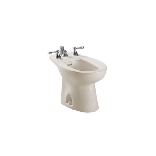 Toto® BT500B#12 Piedmont® Bidet Toilet, 15 in H Rim, Sedona Beige