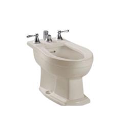 Toto® BT784B#12 Clayton™ Bidet Toilet, 15 in H Rim, Sedona Beige