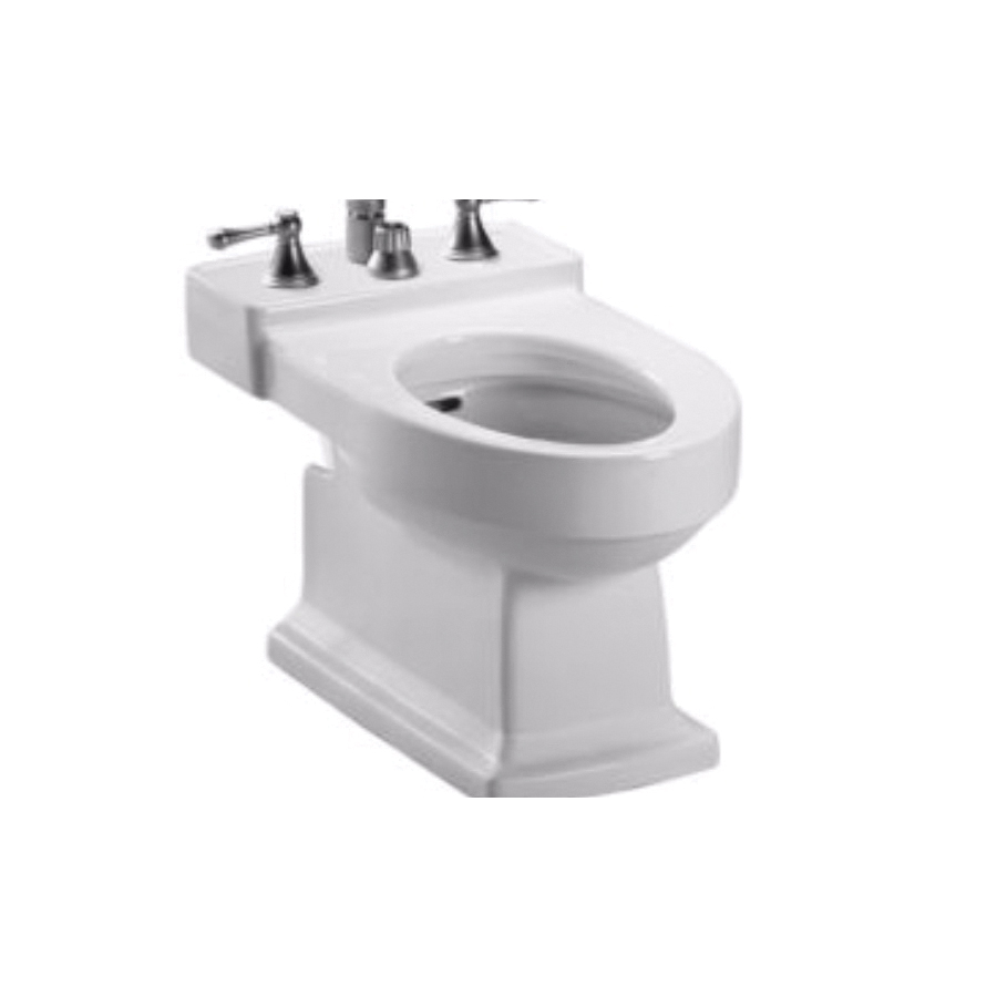 Consolidated Supply Co. | Toto® BT930B Lloyd™ Bidet Toilet, 15 in H ...