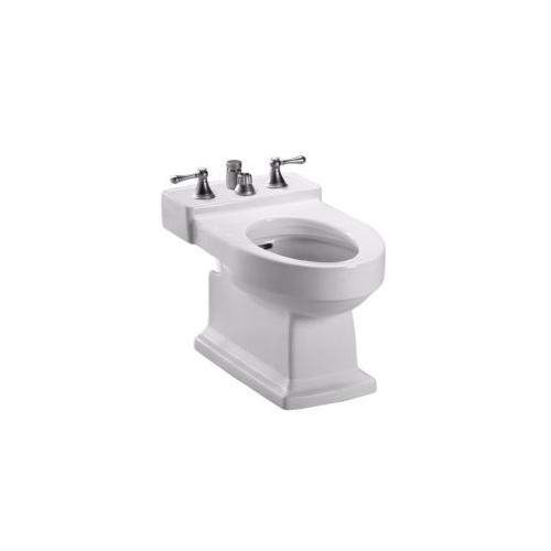 Toto® BT930B#11 Lloyd™ Bidet Toilet, 15 in H Rim, Colonial White