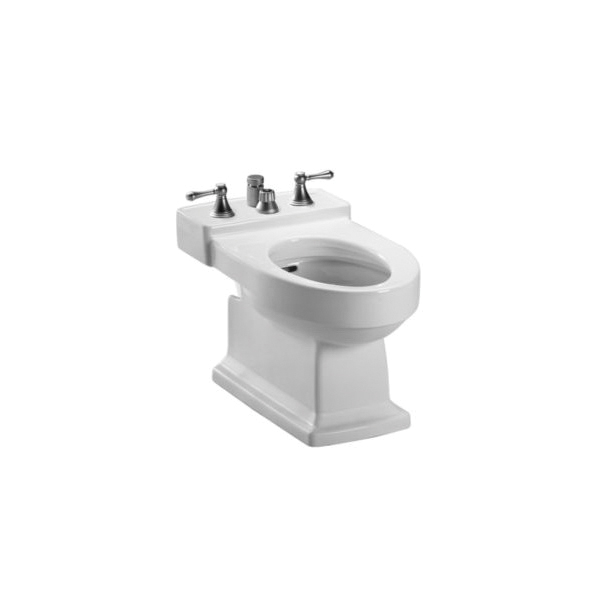 Toto® BT930B#51 Lloyd™ Bidet Toilet, 15 in H Rim, Ebony