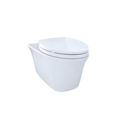 Toto® CT486FG#01 Maris™ Wall-Hung Toilet, Elongated, 0.9/1.6 gpf, Cotton