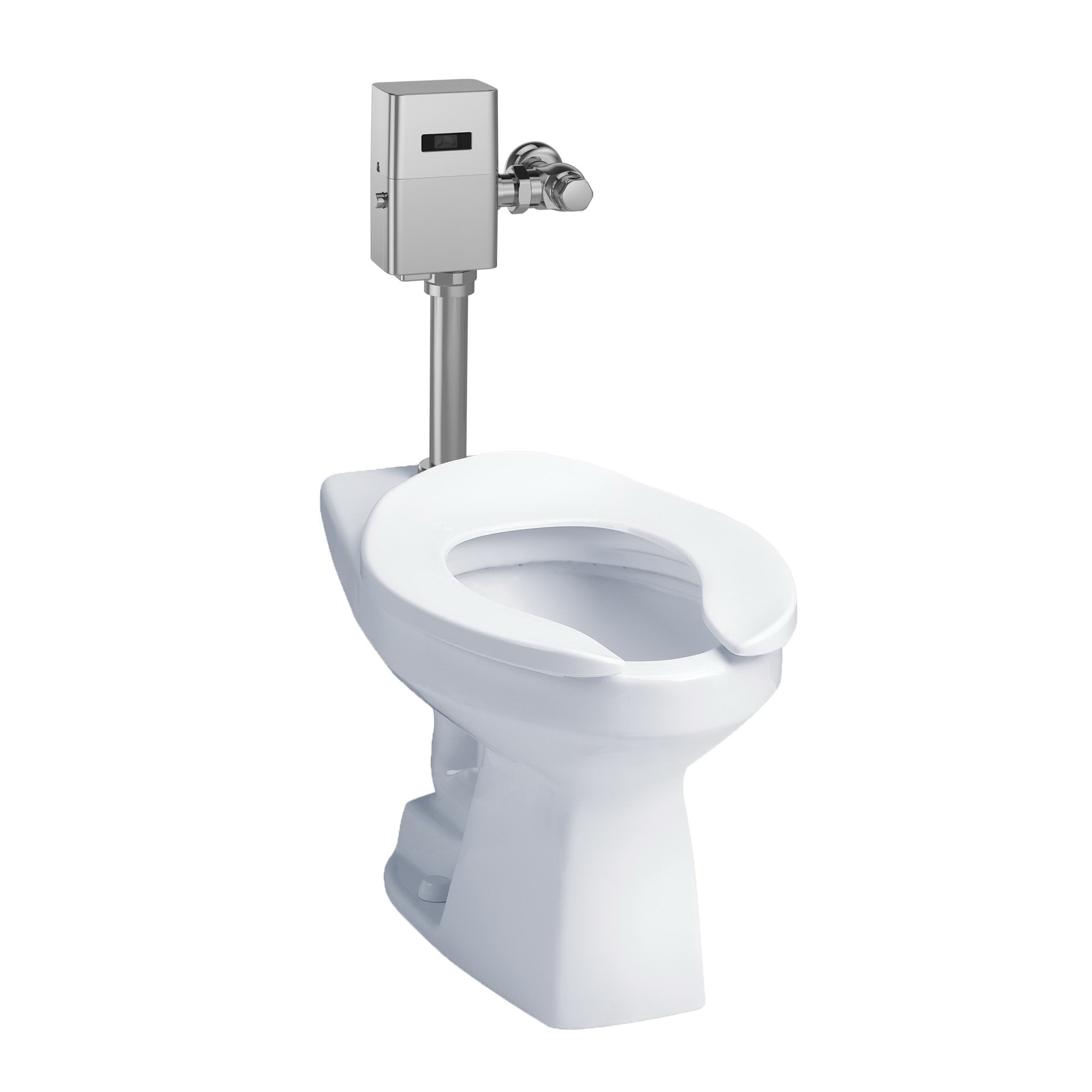 Consolidated Supply Co. | Toto® One Piece Toilet With Flushometer ...