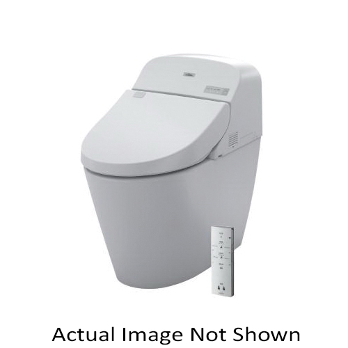 Toto® CT920CEMFG#12 Washlet® Bowl Unit, Elongated, 4-3/16 x 5-3/8 in Water Surface, 2-3/4 in Trapway