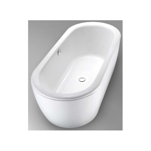 Toto® FBF794S#01DBN Nexus® Bathtub, 66-15/16 in L x 29-1/2 in W, Cotton