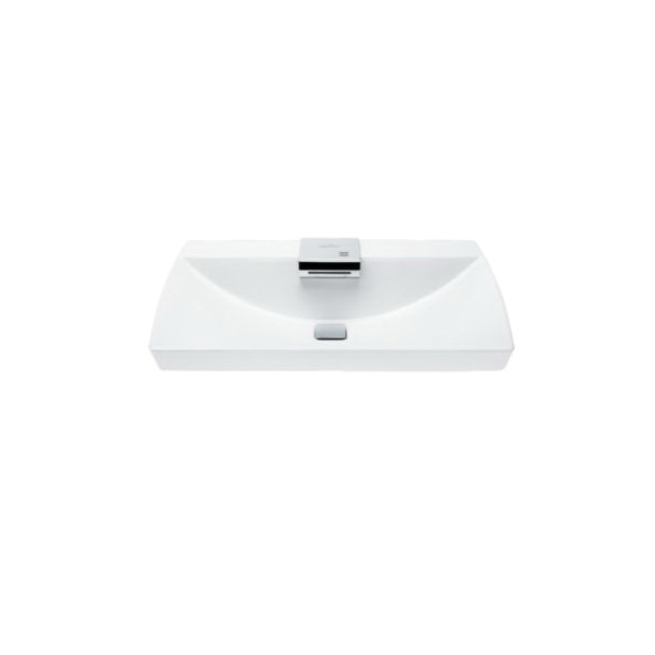 Toto® LFC991GQ#01 Neorest® Combination Lavatory, Rectangular, 29-1/2 in W x 19-5/8 in D, Wall Mount, Fireclay, Cotton