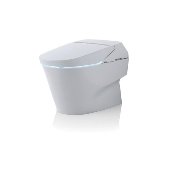 Toto® MS993CUMFX#01 Neorest® 750H Universal Height Dual Flush Toilet, Elongated Bowl, 17-1/4 in H Rim, 0.8/1 gpf, Cotton