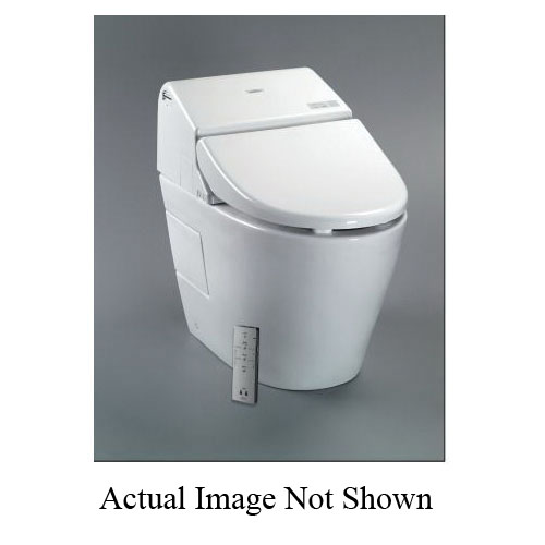 Toto® SN970M#01 Washlet, For Use With MS970CEMFG Washlet® with Integrated Toilet G500, Plastic, Cotton White