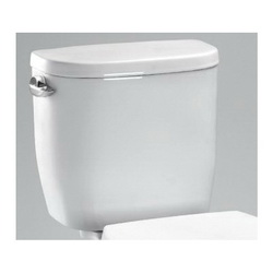 Toto® ST243E#01 Tank and Cover, 1.28 gpf, Lever Flush Handle, Cotton, Import