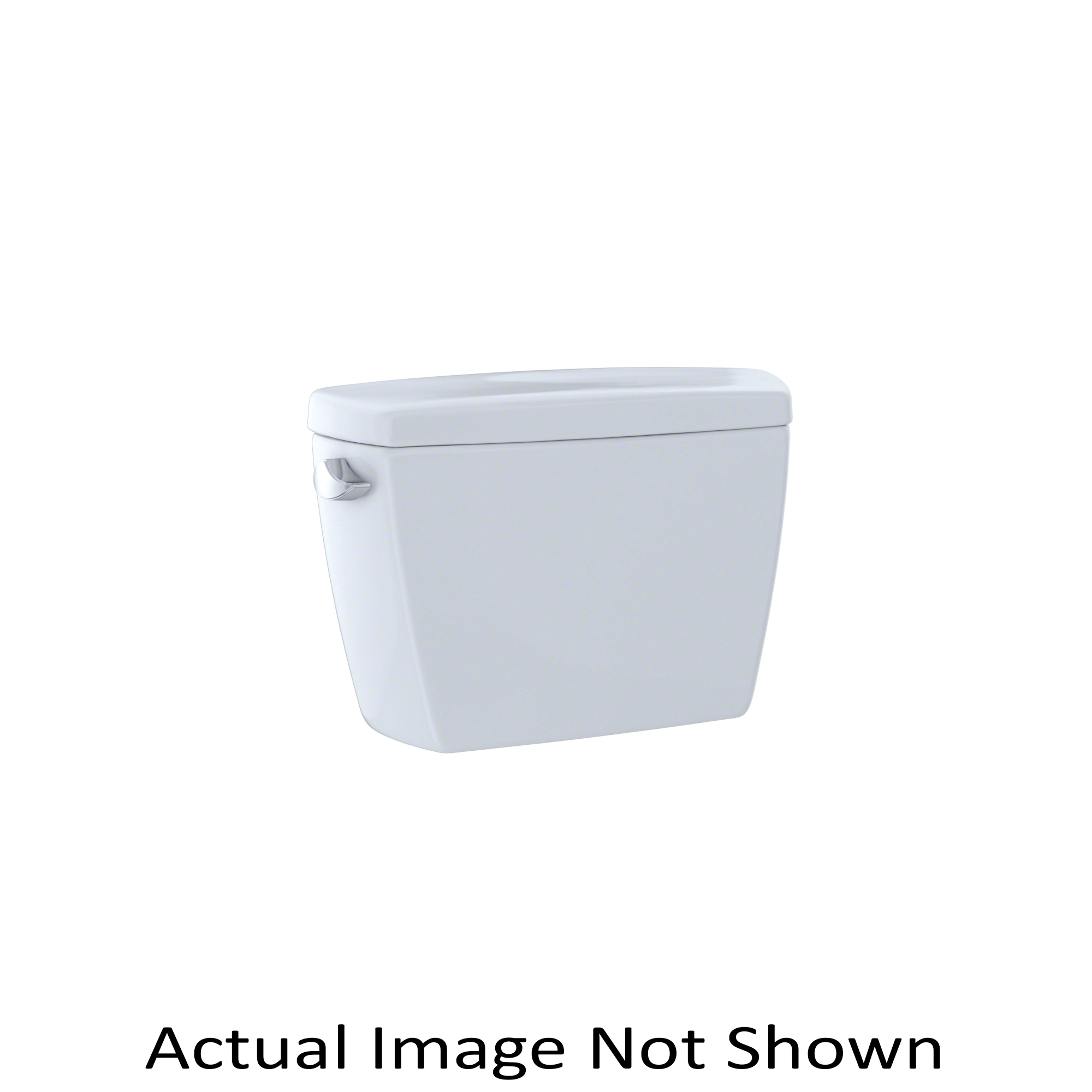 Toto® ST743SD#03 Tank and Cover, 1.6 gpf, Left Hand Lever Flush Handle, 3 in Flush, Bone, Import