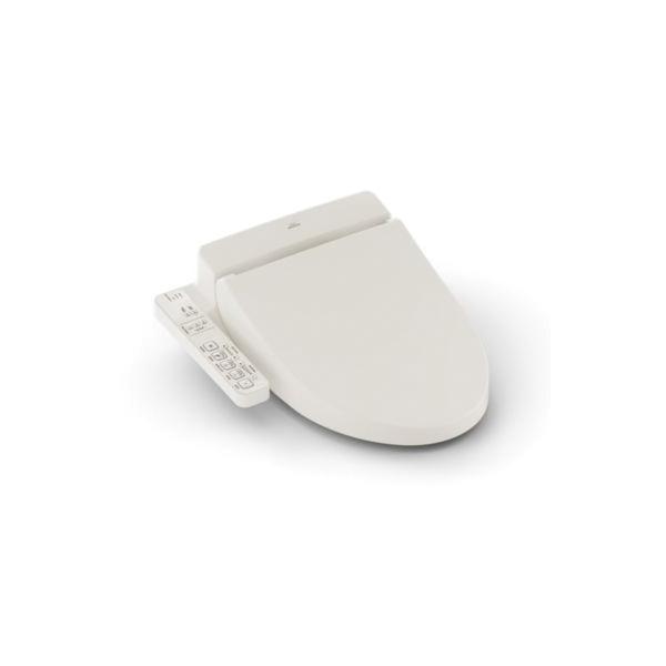 Toto® SW2034#12 Washlet® Toilet Seat, Elongated Bowl, Closed Front, Plastic, Sedona Beige