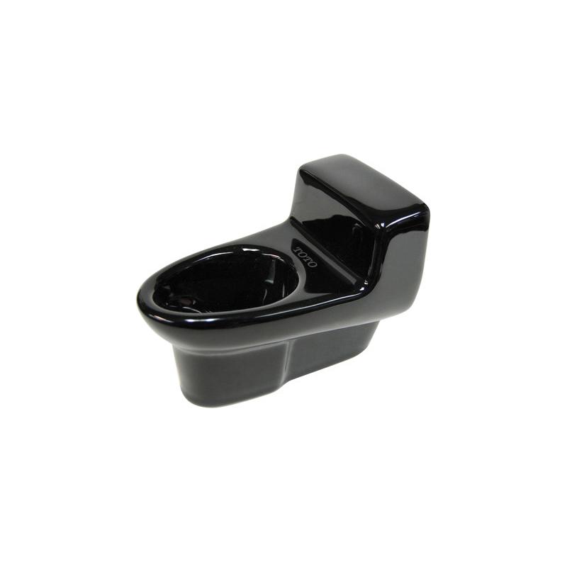 Toto® TCU102#51 Miniature 1-Piece Toilet Display, Ebony