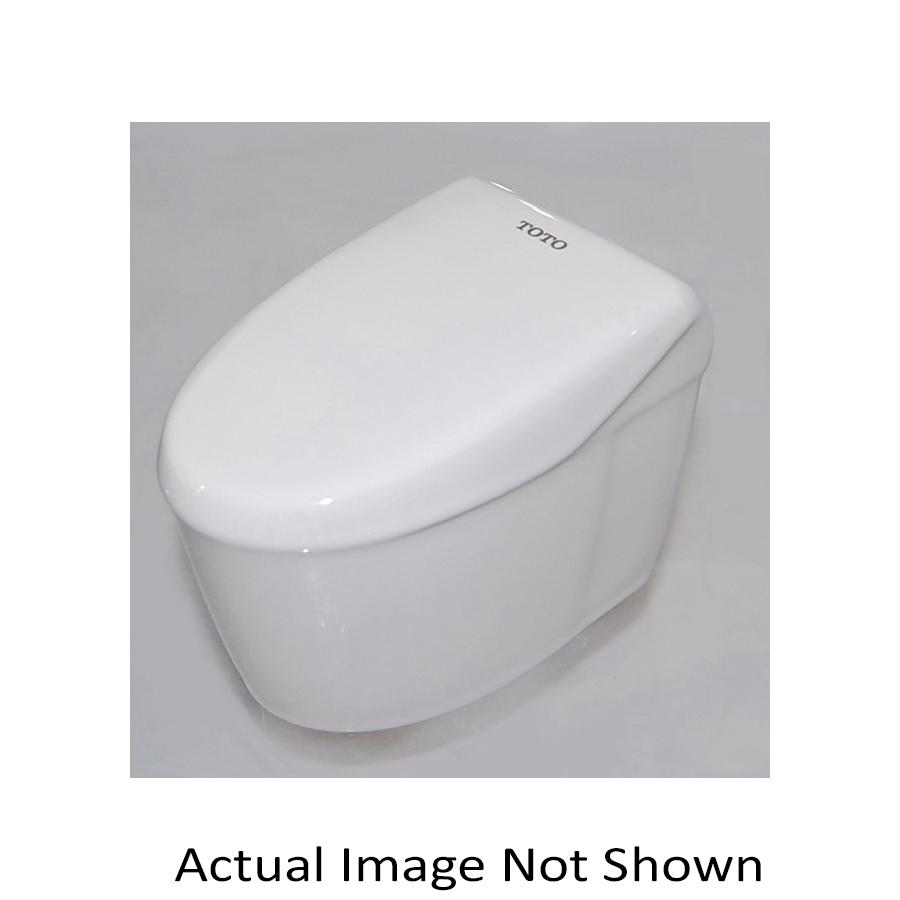 Toto® TCU106#03 Elongated Miniature Toilet Sample, Bone
