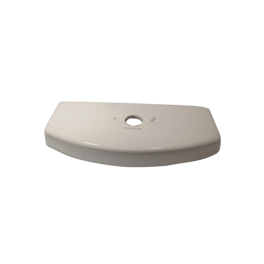 Toto® TCU412CR#03 Tank Lid With Velcro Tape, For Use With Aquia® CST412MF/CST412MF.10 12 and 10 in Rough-In 1.6/0.9 gpf Dual-Max® Elongated Toilet, Bone