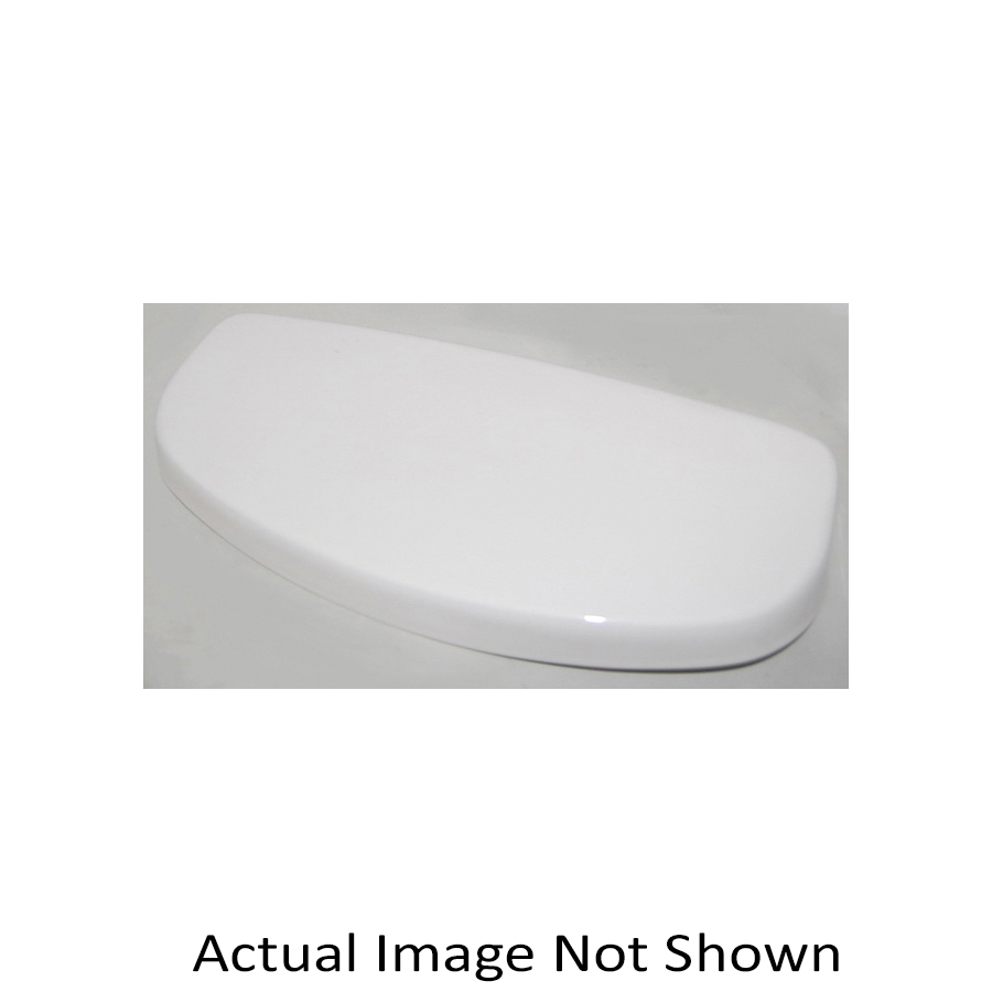 Toto® TCU454CRE#51 Tank Lid With Velcro Sticker, For Use With ST454E Tank and Cover/Drake® II CST454CEF and CST454CEFG 1.28 gpf Tornado Flush™ Elongated Toilet, Vitreous China, Ebony