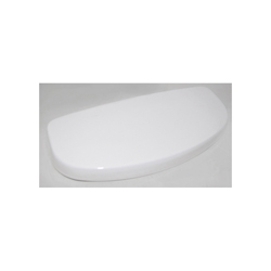 Toto® TCU604CRE#12 Tank Lid, For Use With Carlyle® II MS614114CEF and MS614114CEFG 1.28 gpf UniFit Rough-In Tornado Flush™ Elongated Toilet and UltraMax® II 1-Piece Toilet, Vitreous China, Sedona Beige