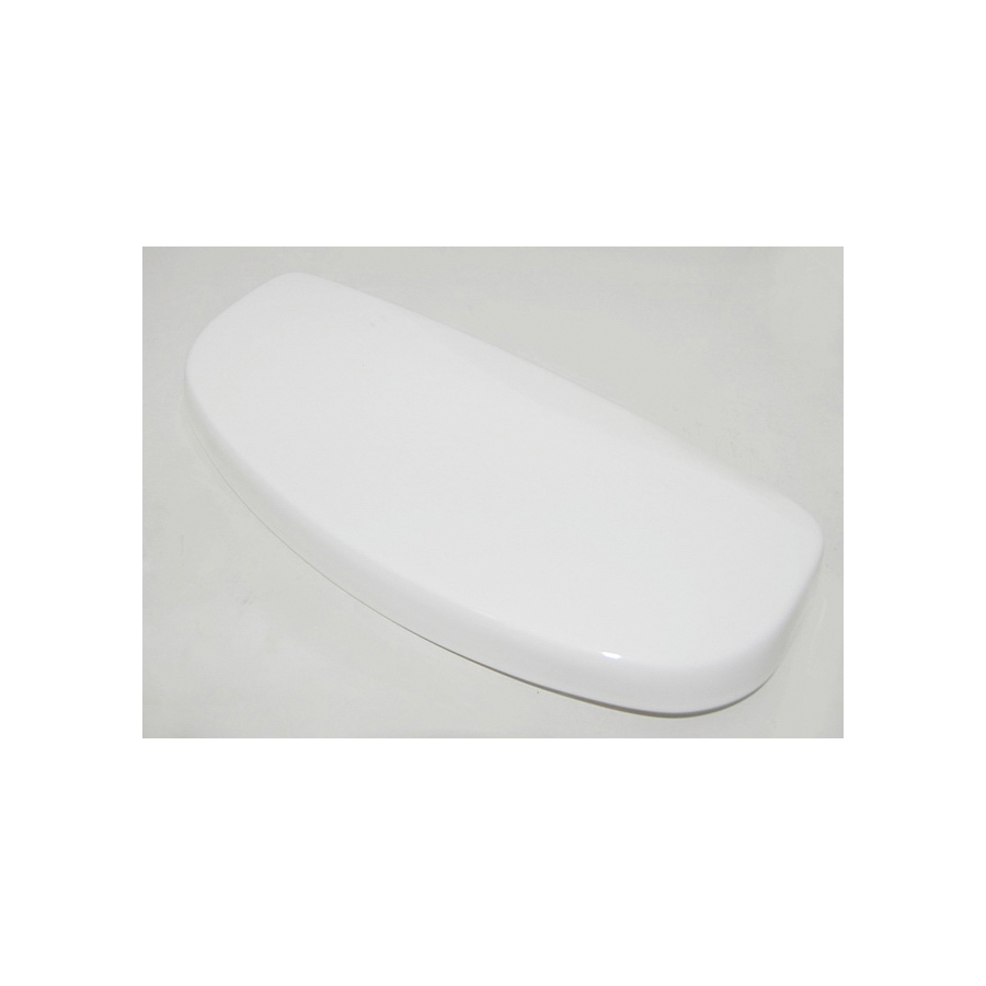 Toto® TCU634CRE#12 Short Tank Lid, For Use With Supreme® II MS634114CEF(G) 1.28 gpf Tornado Flush™ Elongated 1-Piece Toilet, Vitreous China, Sedona Beige