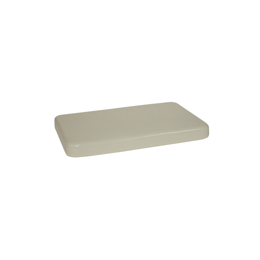Toto® TCU701CR#12 Tank Lid With Velcro Tape, For Use With ST701 Tank and Cover/Commercial 14 in Rough-In 1.6 gpf Gravity Elongated Toilet, Vitreous China, Sedona Beige