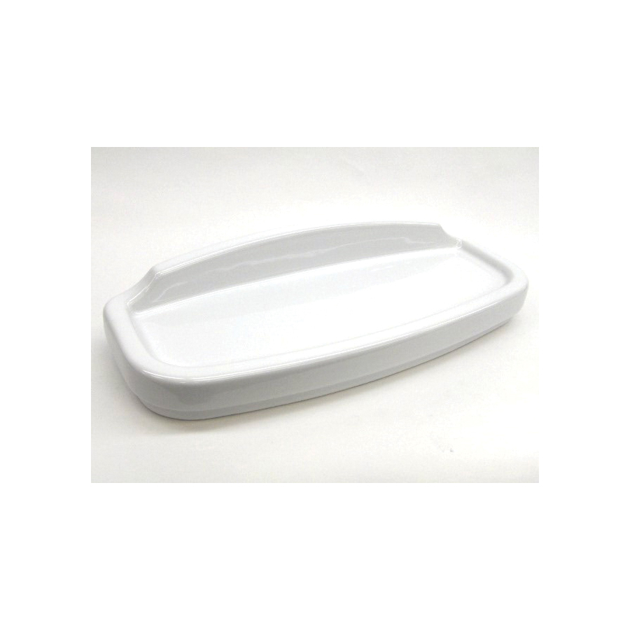 Toto® TCU753CR#01 Tank Lid With Velcro Tape, For Use With ST753S Tank and Cover/Dartmouth® CST754SF 12 in Rough-In 1.6 gpf G-Max® Elongated Toilet, Vitreous China, Cotton