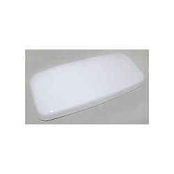 Toto® TCU854CRE#01 Tank Lid With Velcro Sticker, For Use With Eco UltraMax® CST853E/854E 1.28 gpf E-Max® Elongated Toilet, Vitreous China, Cotton