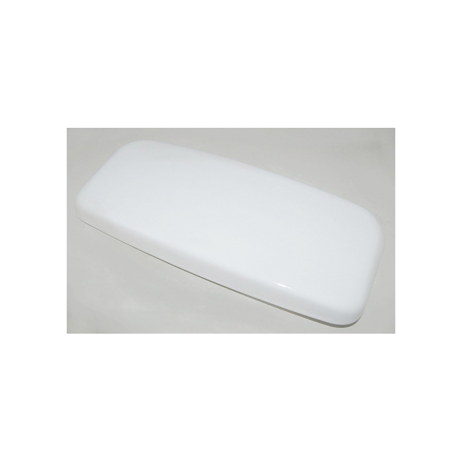 Toto® TCU854CRS#11 Tank Lid With Velcro Sticker, For Use With Ultramax® CST854S/853S 12 in Rough-In 1.6 gpf G-Max® Round Toilet/Ultramax® CST854SL 12 in Rough-In 1.6 gpf Elongated Toilet, Vitreous China, Colonial White