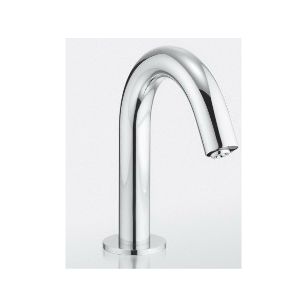 Toto® TELS115#CP Spout Assembly, 4-15/16 in L x 3-3/4 in H, For Use With Helix® EcoPower® TEL115 0.5 gpm Faucet, Polished Chrome