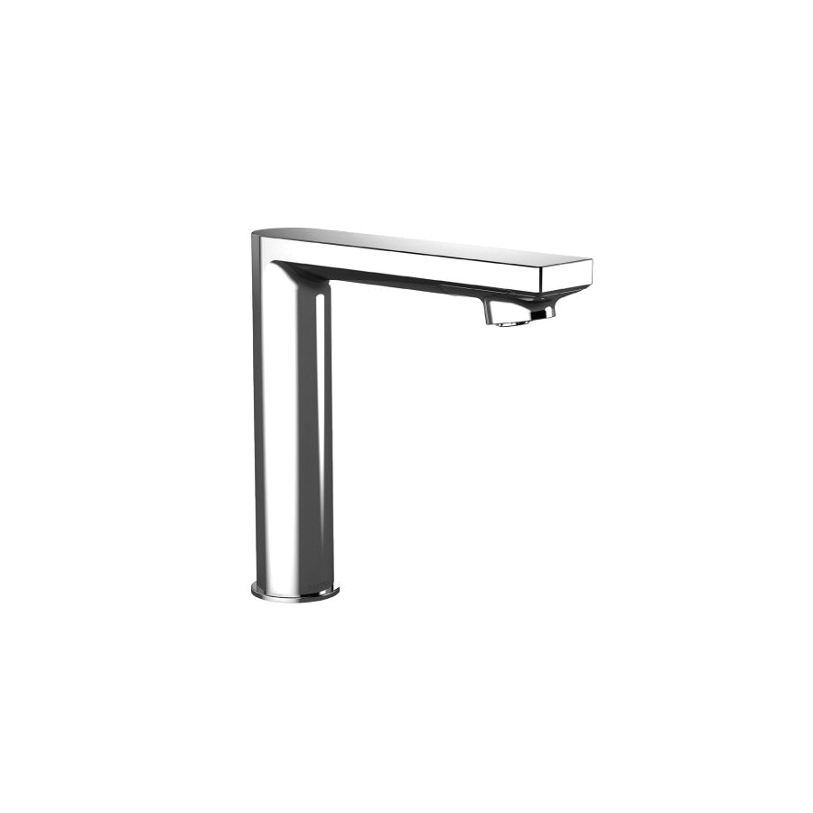 Toto® TELS1B5#CP Spout Assembly, 6 in L x 6-1/2 in H, For Use With EcoPower® Libella™ M TEL1B5 0.5 gpm Faucet, Polished Chrome