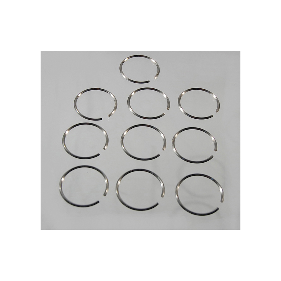 Toto® TH305SV105 Locking Ring Set, For Use With Reliance Commercial Line TMT1HNCR 1.6 gpf Exposed Manual Toilet Flush Valve