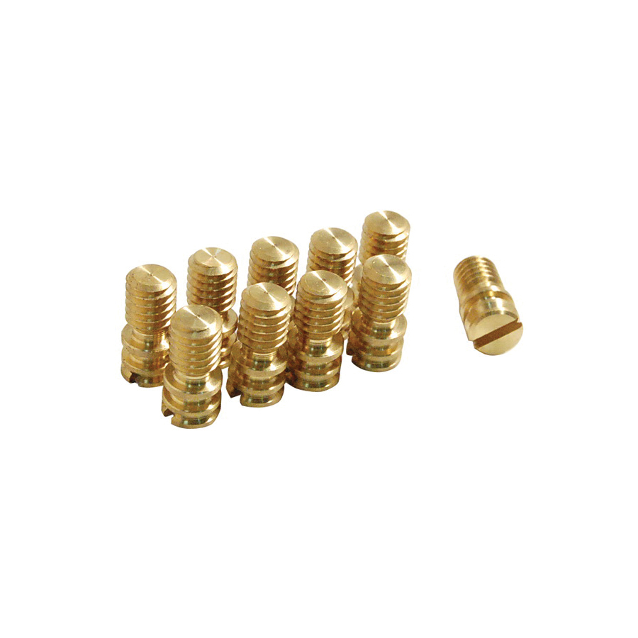 Toto® TH305SV110 Cap Adjustment Screw Set, For Use With TMU1LN#CP Non-Hold Open 0.5 gpf Exposed Manual Urinal Flush Valve