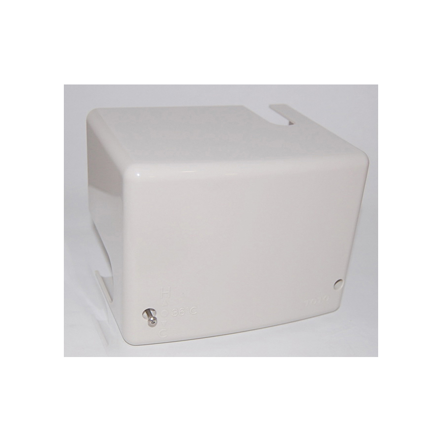 Toto® TH559EDV471 Control Cover Set, For Use With EcoPower® TEL5GT Fordham™ Spout Sensor Faucet