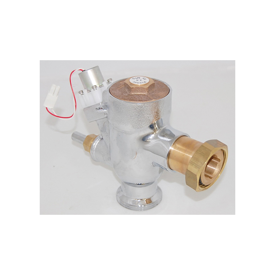 Toto® TH559EDV523 Valve Body Assembly, For Use With TEW1DNCS Battery Powered 3.5 gpf Exposed Sensor Toilet Flush Valve