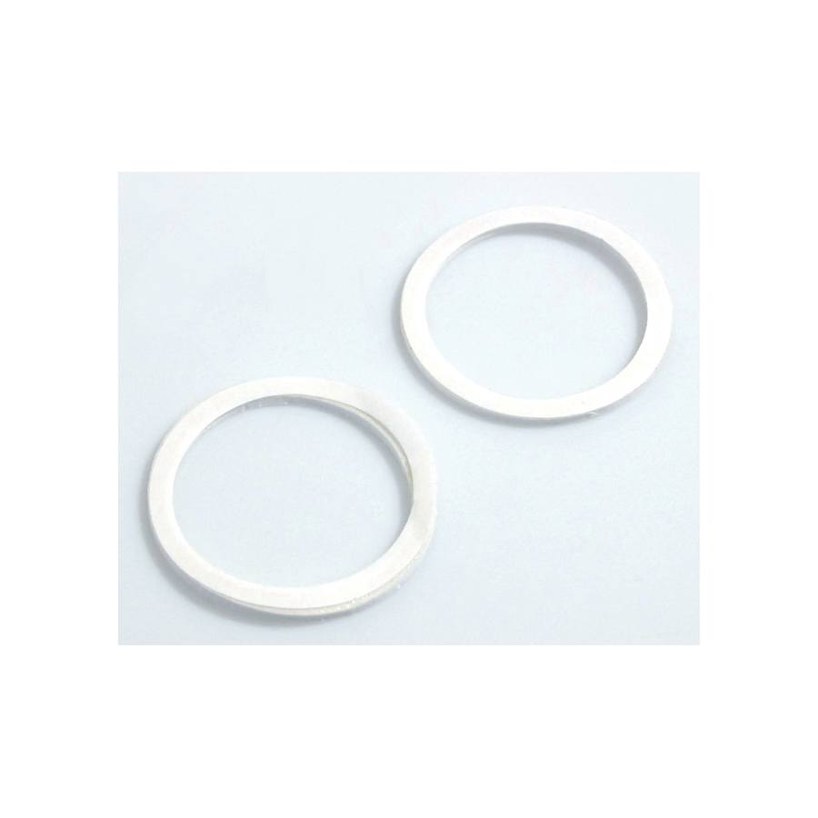 Toto® THP4019 Gasket, 34-1/2 mm ID x 41-1/2 mm OD, For Use With Soiree® TL960DD Widespread Lavatory Faucet