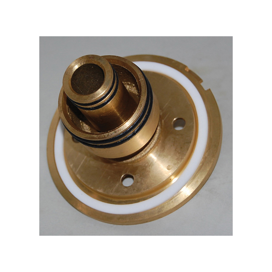Toto® THP4368 Push Button Valve Unit, For Use With Shower Faucet, Brass