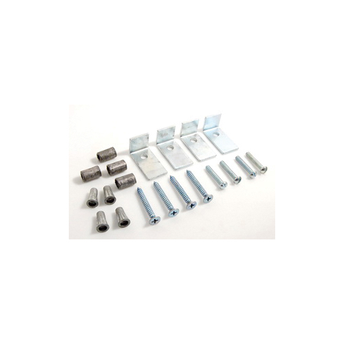 Toto® THU077 Mounting Set, For Use With LT569/579/587/597 Undercounter Lavatory