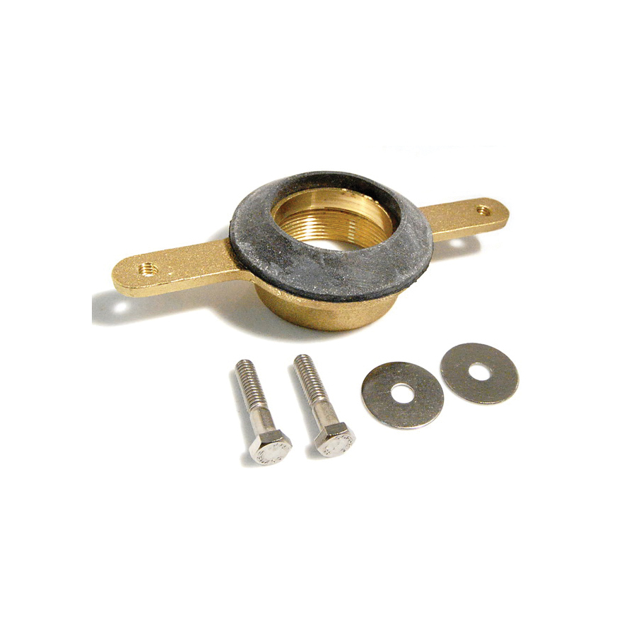 Toto® THU079 Outlet Flange Set, For Use With UT370 and UT447 0.125 gpf Low Consumption Washout Urinal