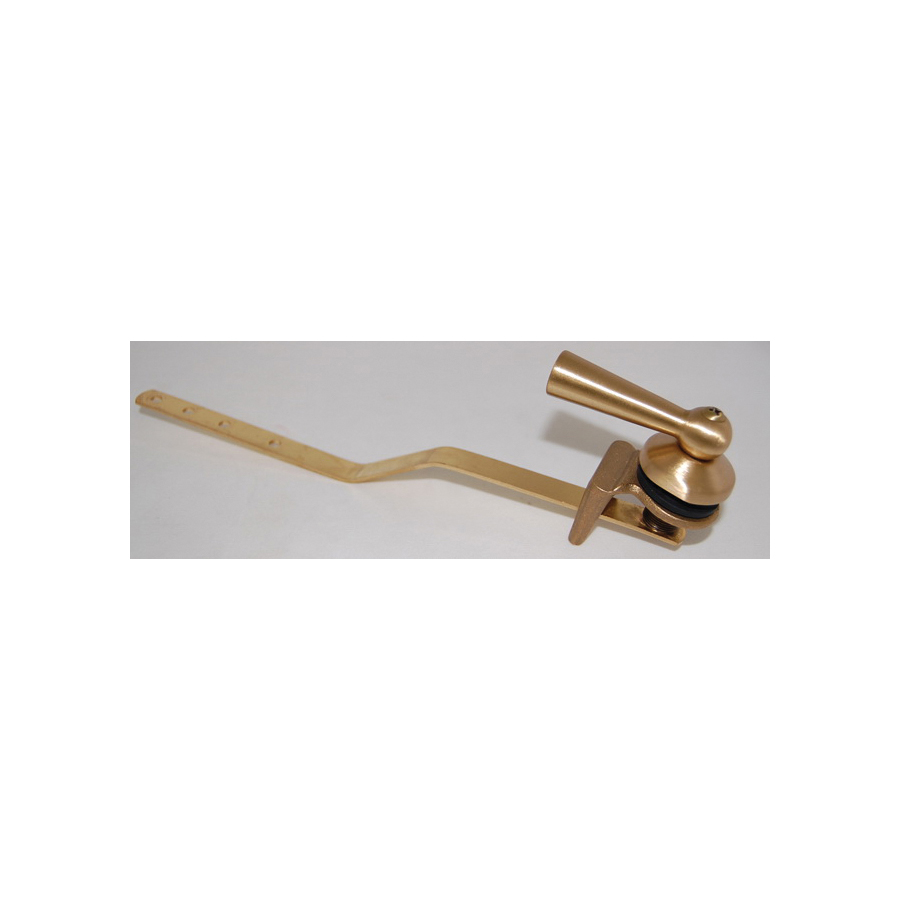 Toto® THU084#SB Trip Lever Handle, Satin Brass