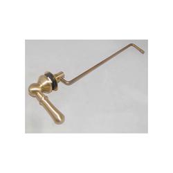 Toto® THU141N#CP Left Hand Thread Trip Lever Handle, Metal, Polished Chrome
