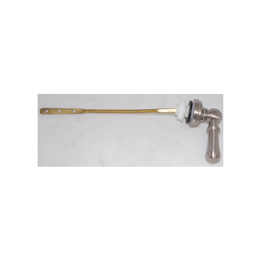 Toto® THU147#BN Left Hand Thread Trip Lever Handle, Metal, Brushed Nickel