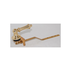 Toto® THU148#PN Trip Lever Handle, Brass, Polished Nickel