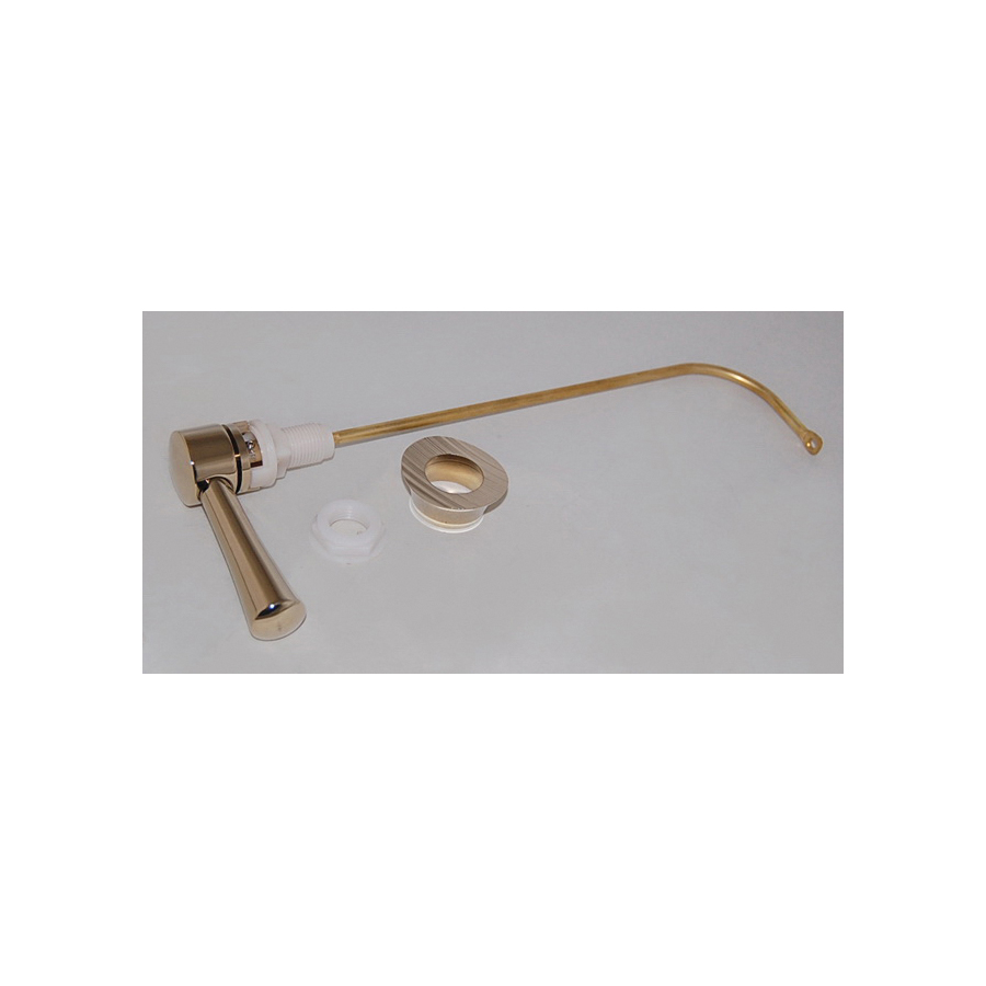 Toto® THU164#PB Trip Lever Handle, Metal, Polished Brass