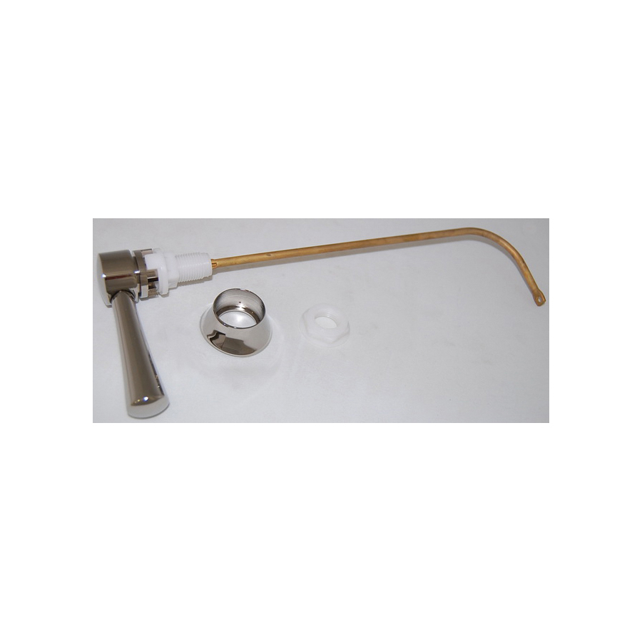 Toto® THU164#PN Trip Lever Handle, Metal, Polished Nickel