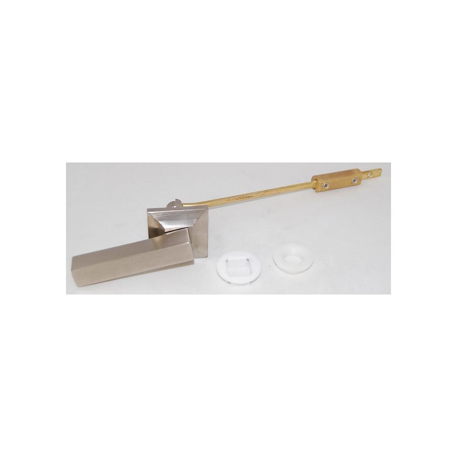 Toto® THU191#BN Trip Lever Handle, Metal, Brushed Nickel