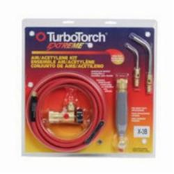 TurboTorch® EXTREME® 0386-0335 X-3B Air Acetylene Swirl Torch Kit