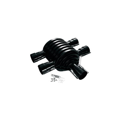 Uponor 1007355 H-insulation kits, ABS, Domestic