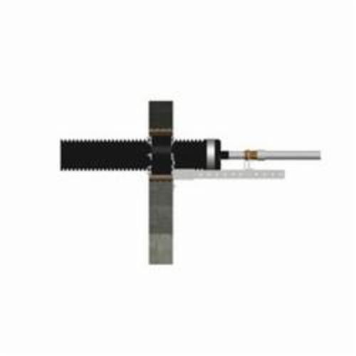 Uponor 1007362 Compression Wall Seal, For Use With Wall Sleeve, 7.9 in Jacket, Stainless Steel